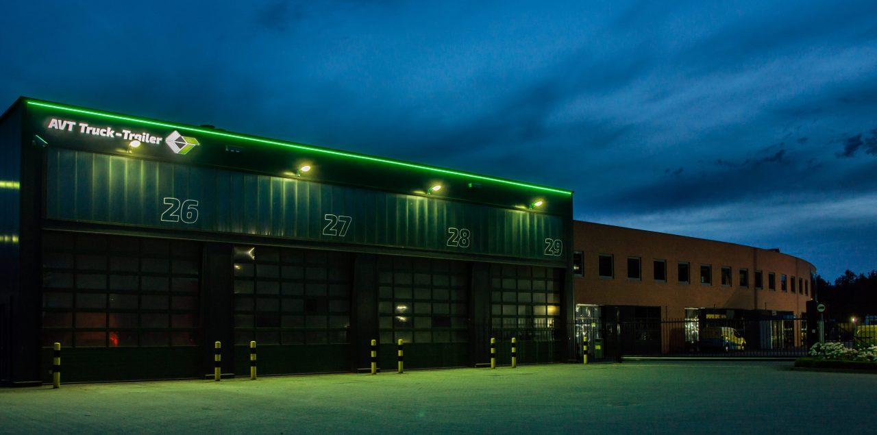 AVT Truck&Trailer Roosendaal